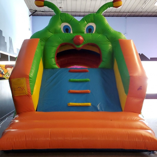 Caterpillar Obstacle Course - $419